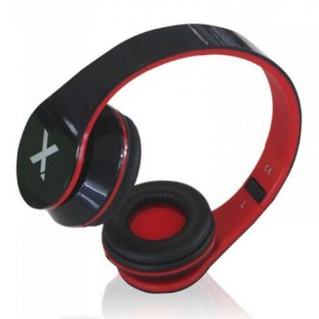 Approx (APPDJJAZZBKR) DJ Jazz Headset, 3.5mm Jack, Foldable,